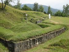 Dacisch Fort In Costesti