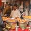 Chaat Stall - Street Food In New Delhi