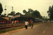 Chabua Train Station