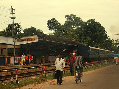 Chabua Train Station