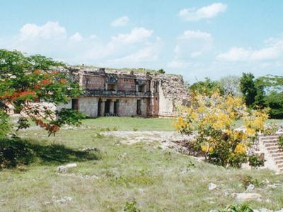Chacmultun Ruins - Yucatán - Mexico
