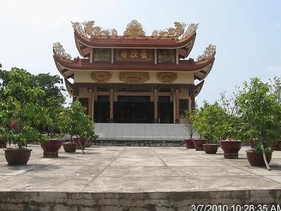 Chùa Kim Sa Tự - Hàm Thuận Nam