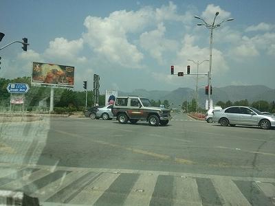Chakwal Street View In Punjab PK