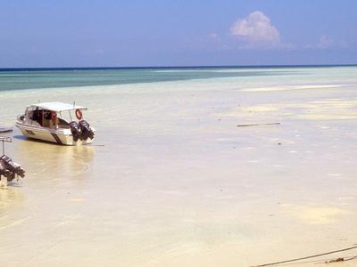 Chalets In Kapalai Island