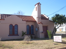 Chamber Of Commerce Building In Dilley