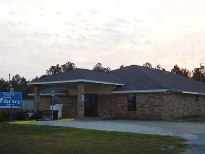 Chambers County Hargraves Library