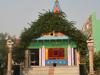 Temple At Chameli Van