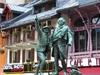 Horace-Benedict De Saussure's Monument