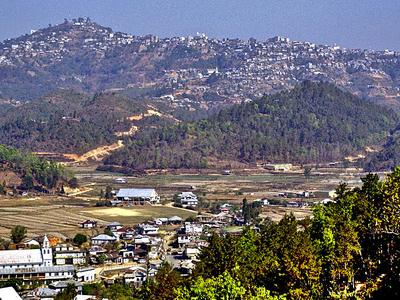 Champhai Town