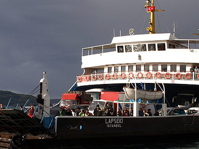 Chanakkale Ferry