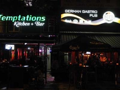 Changkat Bukit Bintang Restaurants