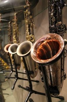 Chang Lien-cheng Saxophone Museum