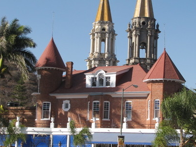 Chapala By The  Malecon