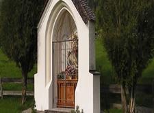 Chapel At Döxn Achenkirch Tyrol Austria