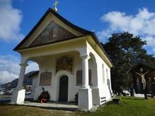 Chapel At The Kavarienberg, Mieders, Austria
