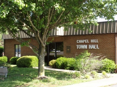 Chapel Hill Tn Town Hall