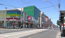 Chapel St In South Yarra