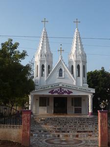 Chappel Of St Sebastin