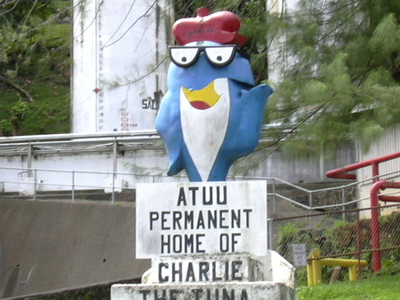 Charlie  Tuna  Am Samoa
