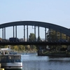 Charlotten Bridge From The Banks Of The Harvel