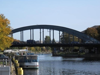 Charlotten Bridge From The Banks Of The Harvel