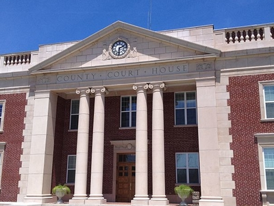 Charlton County Courthouse