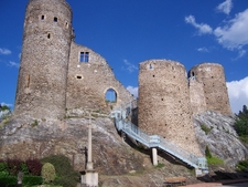Rochetaillee Castle