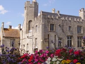 Castillo de Creully