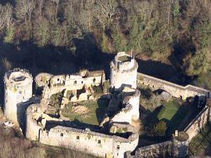 Castillo de Tonquédec