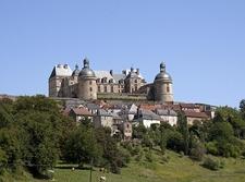 Chateau De Hautefort - Dordogne France