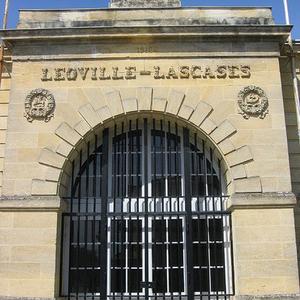Chateau Leoville Las Cases Entrance