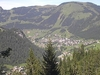 Chatel In Summer