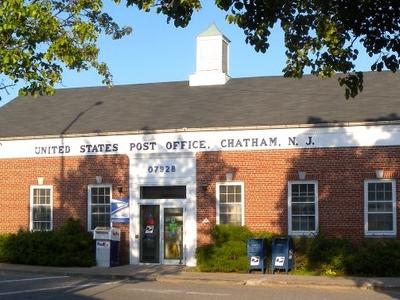 Chatham  U S P S  0 7 9 2 8 Jeh