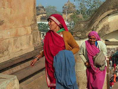 Chatturbhuj Temple Climb