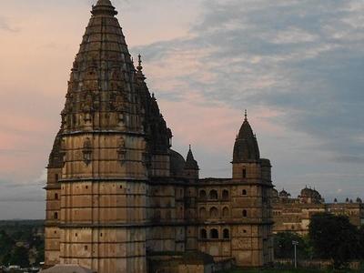 Chatturbhuj Temple Orchha