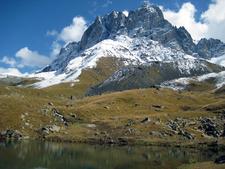 Chaukhi Mountain - Georgia