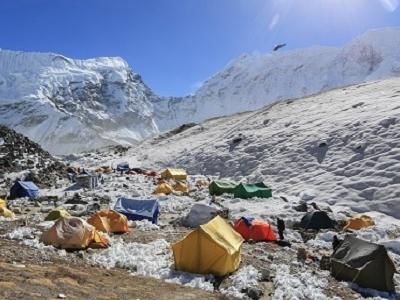 Chaurikharka - Island Peak Base Camp - Nepal Himalayas