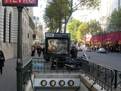 Chaussée D'Antin - La Fayette