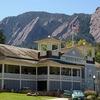 Chautaqua Hall Near Flatirons - Boulder - CO