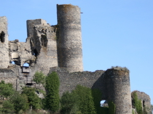 Chateau de Domeyrat