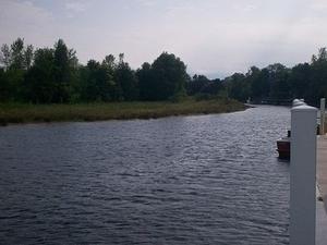 Cheboygan Río