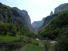 Cheile Turzii (Turda Gorges - Paraul Hasdate - Cluj