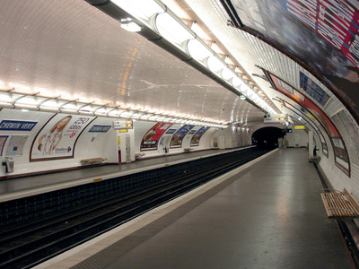 Chemin Vert Platform