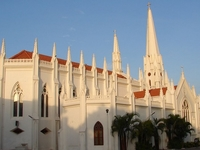 Small-Group Tour: Chennai's Churches & Basilicas