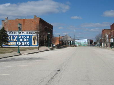 Chenoa  Il Downtown