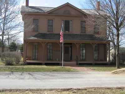 Chenoa  Il  Scott  House