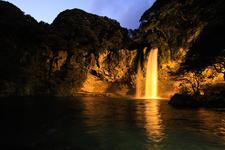 Cheonjiyeon Waterfall - Jeju Do - South Korea