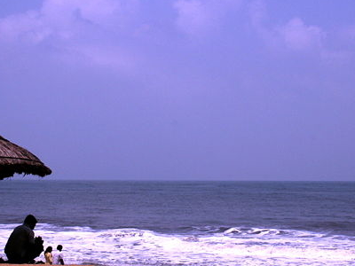 View Of Cherai Beach