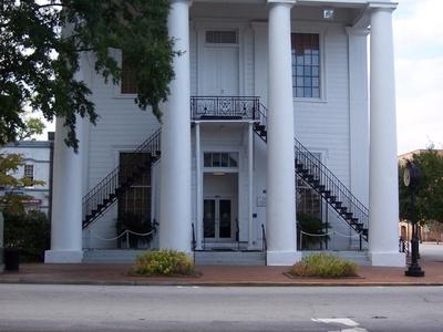 Cheraw  Town  Hall