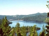 Cherry Lake In Stanislaus National Forest